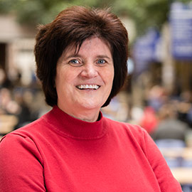 Teaching excellence: for Eileen Wood, it's about having fun