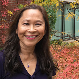 Laurier English professor Eleanor Ty named Fulbright Scholar