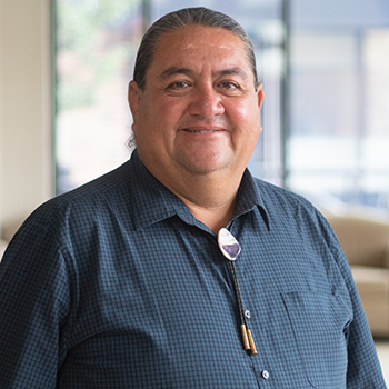 Image - Laurier appoints Darren Thomas Associate Vice-President of Indigenous Initiatives