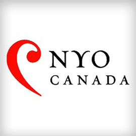 NYO Canada arrives at Laurier