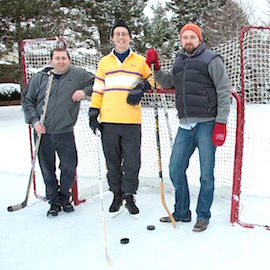 NHL Green collaborates with Laurier citizen-science research initiative, RinkWatch