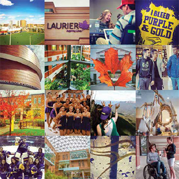 Here are the top 10 reasons why you should choose Laurier.