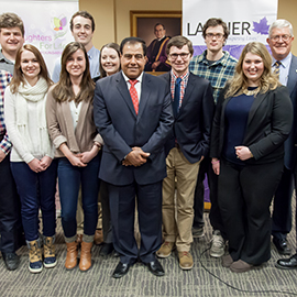 Laurier students vote to fund scholarships for youth from international conflict zones