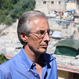 Laurier to host humanitarian Nigel Fisher for public lecture on Syria and relief operations