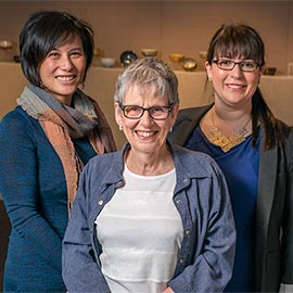 Laurier's Robert Langen Art Gallery to host Empty Bowls