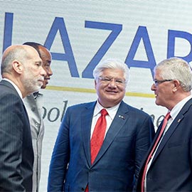 New Lazaridis School of Business and Economics in the News