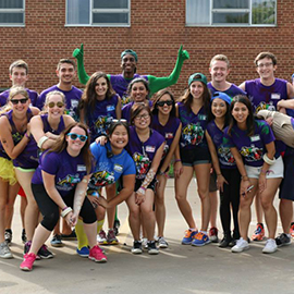 Laurier welcomes first-year students with a week of orientation events