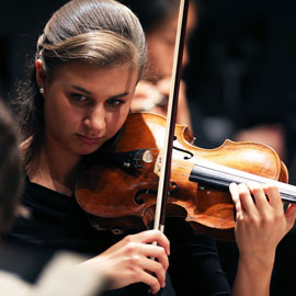 National Youth Orchestra creates classical sounds of summer at Laurier