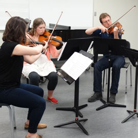 Laurier to welcome young artists to QuartetFest