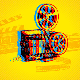 "The Laurier Free Film Series presents ""Tracking Shots #3"""