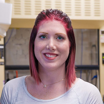 Award-winning Laurier student working on greener ways to make pure molecules