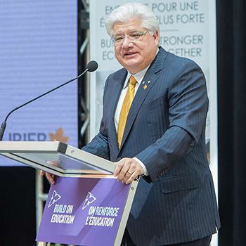 Laurier celebrates grand opening of Lazaridis Hall