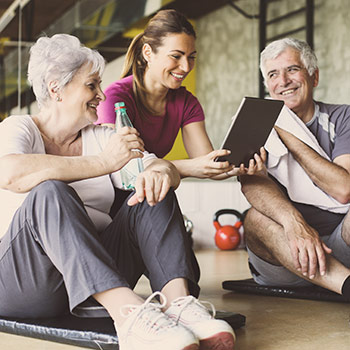 Laurier non-credit course focuses on active lifestyle and proper nutrition for seniors
