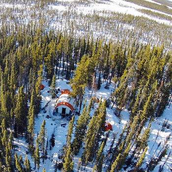 NWT funds Laurier research into important environmental issues affecting Canada's North