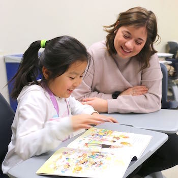 Laurier Cares: Students helping local children with learning and literacy