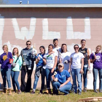 Laurier Cares: Students going to Texas to build houses for people in need