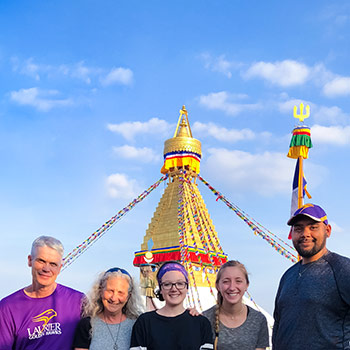Laurier Education professors and students teach skills for the 21st century in Nepal's rural classrooms
