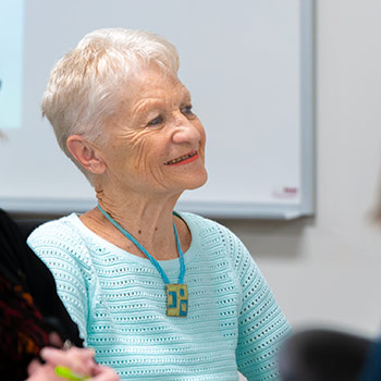 Laurier's lifelong learning program proves you're never too old to learn something new