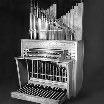 Image - Records of renowned Canadian organ builder Gabriel Kney donated to Laurier Archives