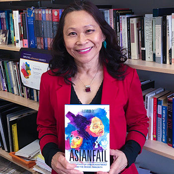 Eleanor Ty receives award for latest book, Asianfail