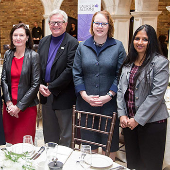 Image - Laurier and IWF celebrate International Women's Day with special panel discussion