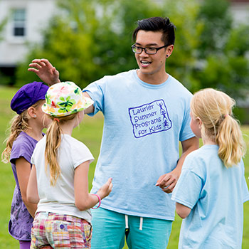 Still time to register for Laurier-hosted summer camps for kids