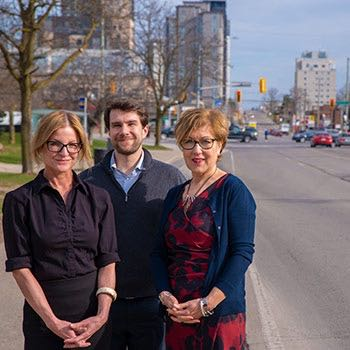 Laurier-led En Route to Safety program aims to improve workplace traffic safety across Ontario