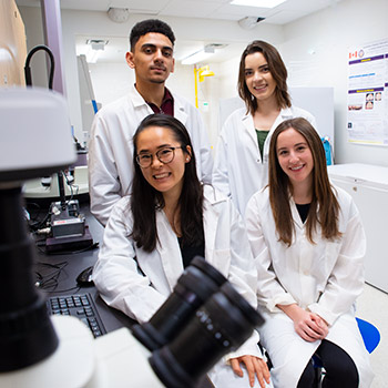 Laurier's BSc in Health Sciences is raising the bar, thanks to its students