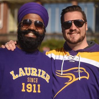 Family, friends, food and football: Waterloo to be awash in purple and gold as alumni return for Laurier Homecoming