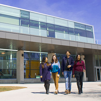 Airport welcome program awaits Laurier's new international student arrivals