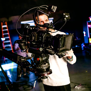 The Laurier-Vancouver Film School Pathway turns students' filmmaking dreams into reality