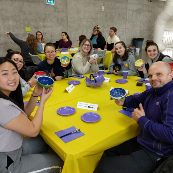Laurier's annual fundraiser lunch for Brant United Way a 'soup-er' success