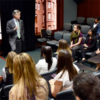 Practical approach to political science prepares Laurier students for the real world