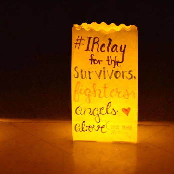 Laurier students join Canadian Cancer Society Relay for Life fundraiser