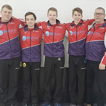 Laurier curlers continue to rock Canadian Junior Championships