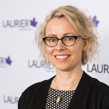 Laurier's Dana Sawchuk recognized for cultivating a culture of teaching and learning excellence