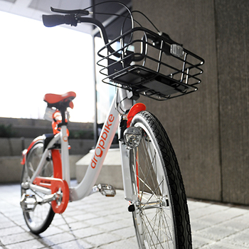 Image - Laurier's Waterloo campus joins new bike-share network in Waterloo Region