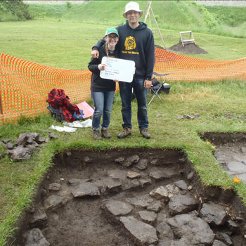 Newstalk 610: Laurier-led archeological dig across from Old Fort could reveal remnants of first military installation in Upper Canada