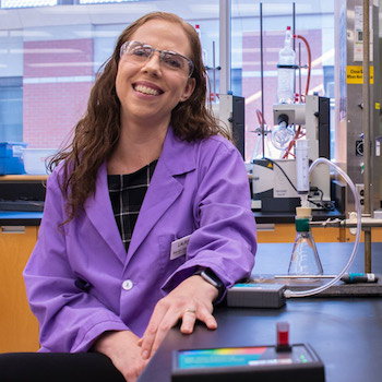 Innovative approach earns Laurier's Sherilyn Van De Wynckel award for teaching excellence