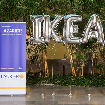 Image - Laurier business students compete in sustainability challenge to win internship at IKEA