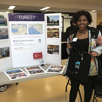 Image - Laurier highlights global experiences during International Education Week