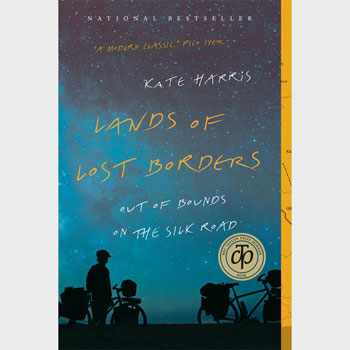Image - Author Kate Harris to receive Edna Staebler Award for Creative Non-Fiction this week