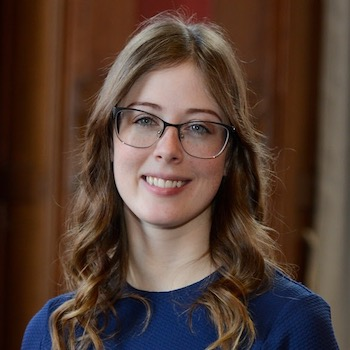 Third Laurier student in a row awarded a prestigious Hilary M. Weston Scholarship