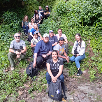 Image - Laurier field course students witness realities of migration in Mexico