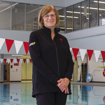 Laurier Brantford YMCA General Manager Patricia Kitchen to retire in April