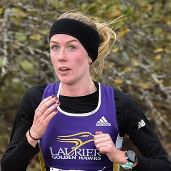Laurier's Lizzy Laurie to run with Team Canada at FISU World University Cross Country Championships in Morocco