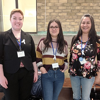 Image - Laurier peer mentors share first-hand experience at Learning Specialists Association of Canada conference