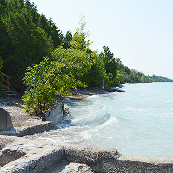 Where did the beaches go? A Q and A with a Laurier Great Lakes expert