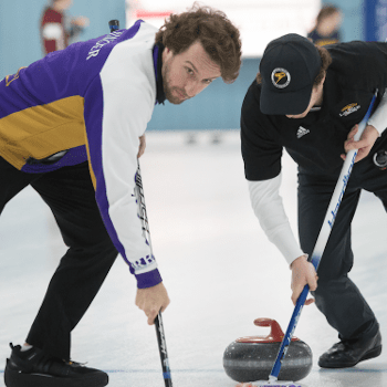 Laurier men win national curling championship.
